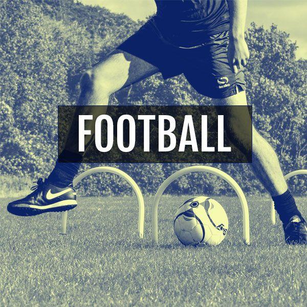 Shop Football Equipment - Goals To Balls